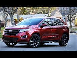 2018 ford edge. exellent edge new 2018  ford edge sport awd sel st line exterior and interior 1080p  full hd 60 fps and ford edge