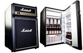 Marshall Amp Fridge and Freezer