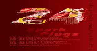 Ngk Spark Plug Upgrade Chart Ngk Spark Plugs Catalog Pdf Document