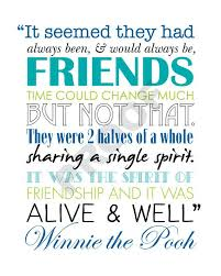 Friend Quotes By Winnie The Pooh 40 Quote Simple Pooh Quotes About Friendship