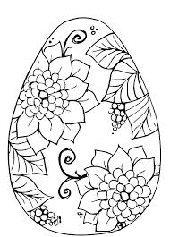 Free Coloring Page Easter Kleurplaat Pasen Bddesigns