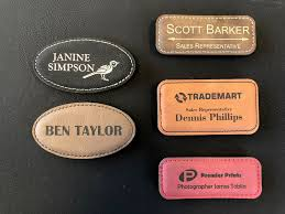 products gallery leather nametags 1