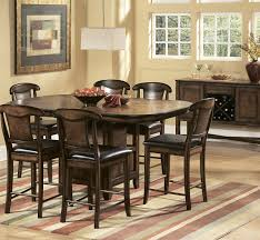 homelegance westwood counter height dining table  beyond stores