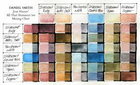 Daniel Smith Jean Haines All That Shimmers Watercolor Set