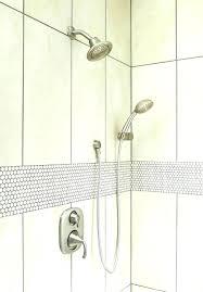 swingeing dual shower head bathroom fixtures dual shower head system