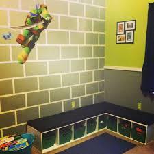 Ninja Turtle Bedroom Furniture Teenage Mutant Ninja Turtles Bedroom Ideas Storage Bins Storage