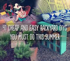 Brilliant garden junk repurposed ideas create artistic landscaping Oil Beautiful Mess Lena Sekine Play Ideas 41 Cheap And Easy Backyard Diys You Must Do This Summer