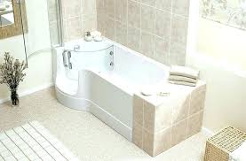 showers luxury shower bath combo combos bathtub new tub regaling screen opens outwards then also