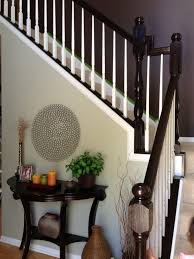 Stair Finishes Pictures My Honey Oak Stairs After General Finishes Java Gel Stain And