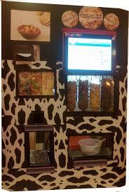 Big Mac Vending Machine Unique Cereal And Milk Vending Machine Vending Machines Pinterest