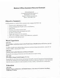 Medical Receptionist Resume Unique Medical Receptionist Resume Sample JH40B Secretary Resume Sample