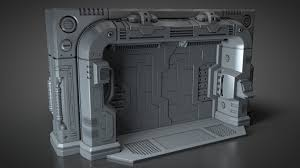 List of Synonyms and Antonyms of the Word sci fi door
