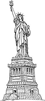 Small Picture Realistic statue of liberty coloring pages ColoringStar