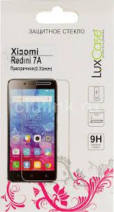 Купить <b>Защитное стекло</b> для экрана <b>LuxCase для</b> Xiaomi Redmi ...