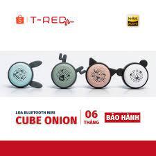 Loa Bluetooth Cube Onion - Bảo hành 6 tháng 1 đổi 1