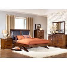 Java Bedroom   Bed, Dresser U0026 Mirror   Queen   JV600