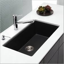 home decor  black undermount kitchen sink commercial kitchen