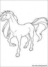 Small Picture Horseland Coloring Pages Calypso Horseland Pinterest