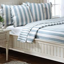 128 best Ivy Hill Home quilts images on Pinterest | Florida, Ivy ... & Ivy Hill Home Cabana Stripe Quilt Set - Reversible, Queen Adamdwight.com