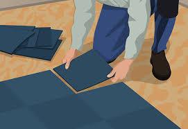 carpet tiles home. Installing Carpet Tiles Home