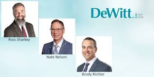 Nelson, Richter and Sharkey Appointed as Co-chairs of DeWitt's ...
