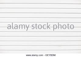 white garage door texture. White Metal Garage Slide Door Texture Background - Stock Photo