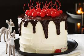 Show Stopping Black Forest Cake
