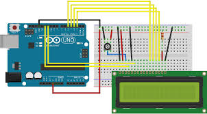 arduino helloworld circuit