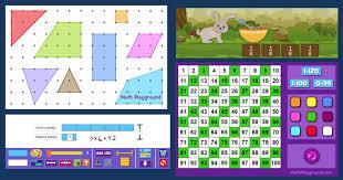 Visual Math Tools Mathplayground Com
