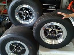 sold weld racing rt s wheels and goodyear drag radials ls1tech