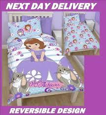 sofia the first bedding princess single kids licensed duvet bedding cover sets princess sofia bedding set