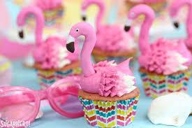 Flamingo Cupcakes Sugarhero
