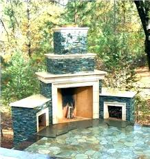 how to build an outside fireplace how to build a patio fireplace build outdoor fireplace plans