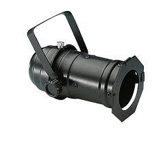 par16 ing for gu10 lamp black