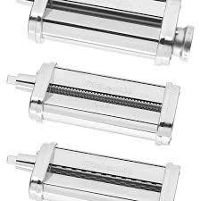 best pasta maker attachment kitchenaid pasta roller cutter attachment set