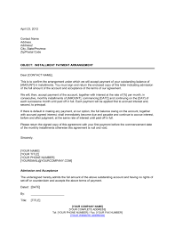how to write up a contract for payment installment payment agreement template word pdf by business in
