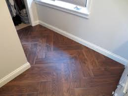 herringbone bathroom floor. after picture of jamie molitor\u0027s herringbone bathroom wood tile floor e