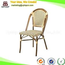 french cafe chairs. French Cafe Chairs Bistro Chaise En Rattan