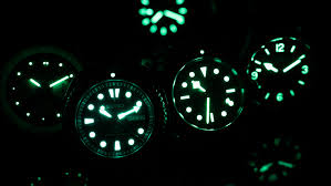 Glow Show Light Up Your Night What Makes Luminous Watch Dials Glow A Brief History Of