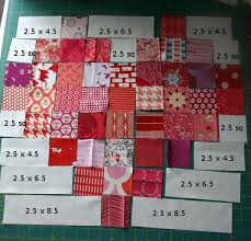 Best 25+ Heart quilt pattern ideas on Pinterest | Heart quilts ... & Exactly 42 squares in this heart! 1 pack Moda Candy Adamdwight.com