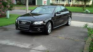 Bringing Home 2010 Audi A4 Quattro 2.0T S-Line - YouTube