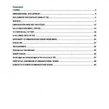 Tcs Organization Structure 8jlk1o99g7n5