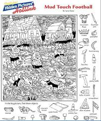 You can improve your observation skills while having fun with some free online hidden object puzzles. Hidden Picture Puzzles Adults