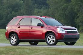 2006 Chevrolet Equinox Review - Top Speed