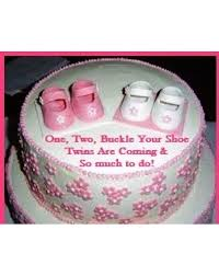 Order Twin Babies Coming Birthday Cake Online Rohini Civil Line