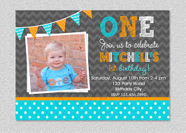 printable birthday invitation for baby boys with colorful design card invitations kids ideas boy first smlf