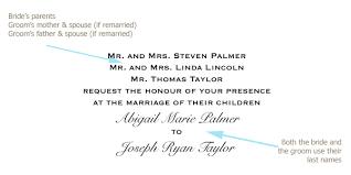 divorced parents wedding invitation. both divorced parents wedding invitation s