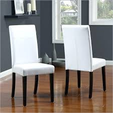 leather parsons chair faux leather dining room chairs chair design ideas elegant white leather dining room chairs leather parsons chair slipcover