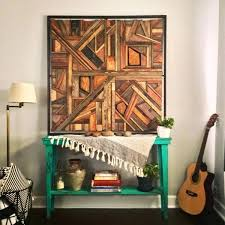 rustic wall decor you have to see this rustic wall decor idea with a wooden collage love easy diy rustic wall decor