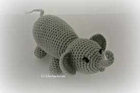 Crochet Stuffed Elephant Pattern Awesome Inspiration Ideas